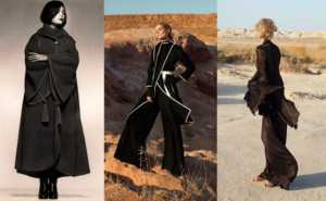 Desert coat by Maskit